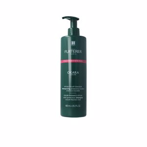Shampoo per capelli colorati OKARA COLOR color protection shampoo Rene Furterer