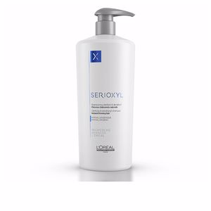 Anti hair fall shampoo SERIOXYL hypoallergenic shampoo natural hair L'Oréal Professionnel