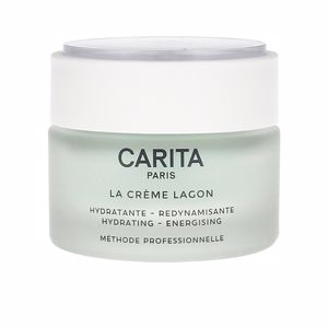 Face moisturizer IDEAL HYDRATATION crème riche des lagons Carita
