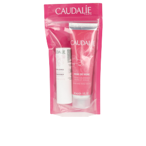 Skincare set ROSE DE VIGNE HAND & NAIL CREAM SET Caudalie