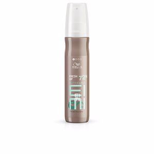 Curly hair treatment - Anti-frizz treatment EIMI nutricurls fresh up Wella
