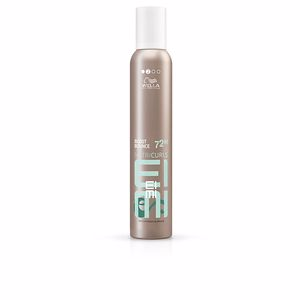 Hair styling product EIMI nutricurls boost bounce Wella