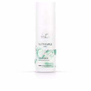 Traitement de boucles NUTRICURLS curlixir balm Wella