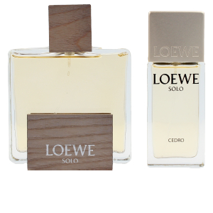 SOLO LOEWE CEDRO LOTE Estuche Loewe