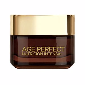 Anti aging cream & anti wrinkle treatment AGE PERFECT NUTRICION INTENSA crema día L'Oréal París