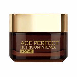 Cremas Antiarrugas y Antiedad AGE PERFECT NUTRICION INTENSA crema noche L'Oréal París