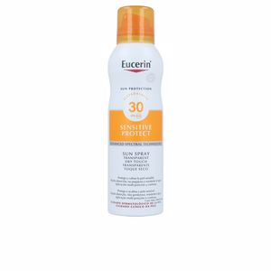 Corps SENSITIVE PROTECT sun spray transparent dry touch SPF30 Eucerin