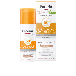 CC Cream PHOTOAGING CONTROL CC SUN CREAM SPF50+ Eucerin