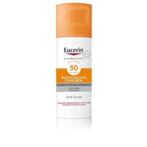 Facial PHOTOAGING CONTROL ANTI-AGE sun fluid SPF50 Eucerin