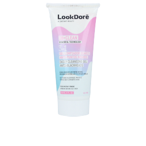Facial cleanser IB+CLEAN gel limpiador diario 3 en 1 Look Dore