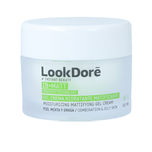 Traitement matifiant IB+MATT gel crema hidrata-matifica Look Dore
