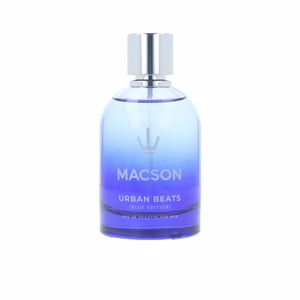 Macson URBAN BEATS BLUE EDITION perfume