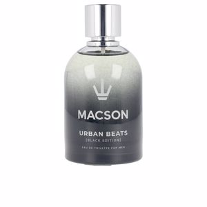 Macson URBAN BEATS BLACK EDITION parfum