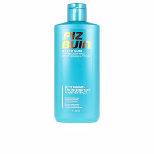 Body AFTER-SUN tan intensifying moisturising lotion Piz Buin