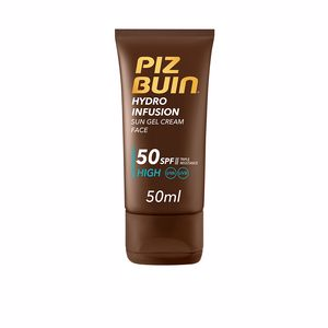 Lichaam HYDRO INFUSION sun gel cream SPF50 Piz Buin