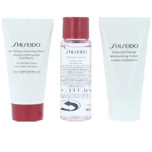 Kit di Cosmetici ESSENTIAL ENERGY LOTTO Shiseido