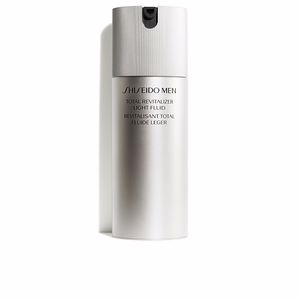 Creme antirughe e antietà MEN total revitalizer light fluid Shiseido