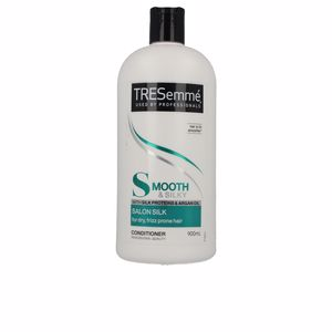 SALON SILK seco y encrespado acondicionador 900 ml