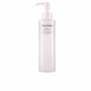 Limpeza facial ESSENTIALS perfect cleansing oil Shiseido