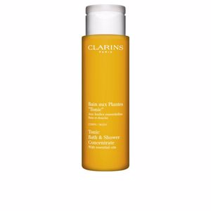 Shower gel BAIN AUX PLANTES tonic Clarins