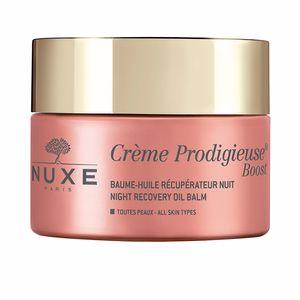 Antioxidant treatment cream CRÈME PRODIGIEUSE BOOST baume-huile récupérateur nuit