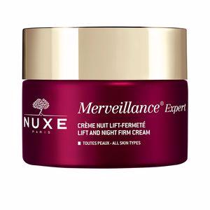 Skin tightening & firming cream  MERVEILLANCE EXPERT crème nuit lift-fermeté Nuxe