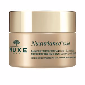 Anti aging cream & anti wrinkle treatment NUXURIANCE GOLD baume nuit nutri-fortifiant Nuxe