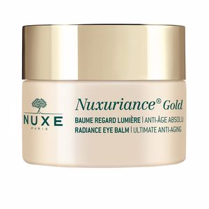 Eye contour cream NUXURIANCE GOLD baume regard lumière Nuxe