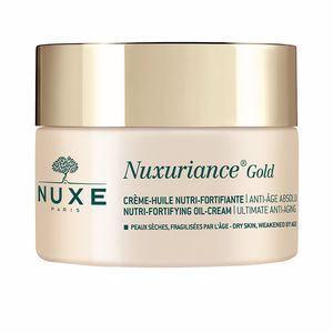 Tratamiento Facial Reafirmante NUXURIANCE GOLD crème-huile nutri-fortifiante Nuxe