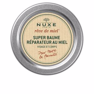 Tratamiento Facial Hidratante RÊVE DE MIEL super baume réparateur visage et corps Nuxe