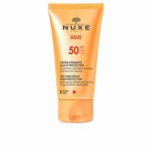 Facial NUXE SUN crème fondante haute protection SPF50 Nuxe