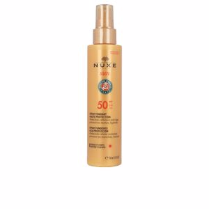 Viso NUXE SUN spray fondant haute protection SPF50 Nuxe