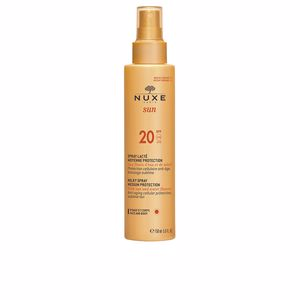 Faciales NUXE SUN spray lacté moyenne protection SPF20 Nuxe