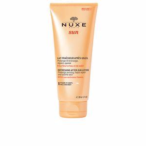 Faciales NUXE SUN lait fraícheur après-soleil Nuxe