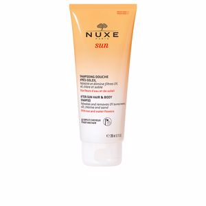Shampooing solaire NUXE SUN shampooing douche après-soleil Nuxe