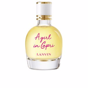 A GIRL IN CAPRI eau de parfum spray 90 ml