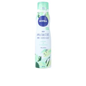 Hidratante corporal BODY MOUSSE HIDRATACION PROFUNDA pepino Nivea