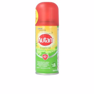 Repelente AUTAN TROPICAL repelente mosquitos spray seco Autan