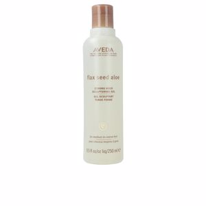 Hair styling product FLAX SEED ALOE strong hold sculpting gel Aveda