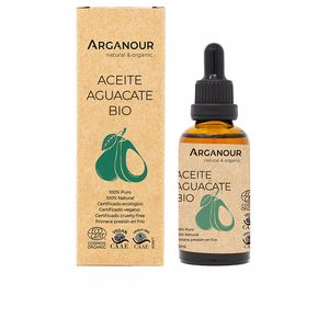 Tratamiento Facial Hidratante ACEITE BIO aguacate Arganour