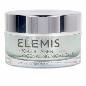 Anti aging cream & anti wrinkle treatment PRO-COLLAGEN oxygenating night cream Elemis