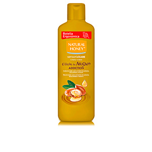 Bagno schiuma ELIXIR DE ARGAN gel de baño Natural Honey