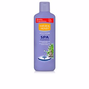 Bagno schiuma SPA EXPERIENCE gel de baño Natural Honey
