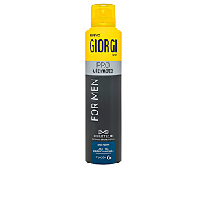 Hair styling product PROULTIMATE MEN spray fijador Giorgi