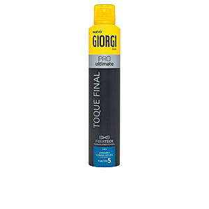 Hair styling product PROULTIMATE TOQUE FINAL laca nº5 spray Giorgi