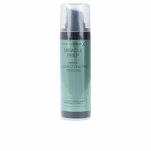 Foundation Make-up MIRACLE PREP PRIMER colour-correcting + cooling Max Factor