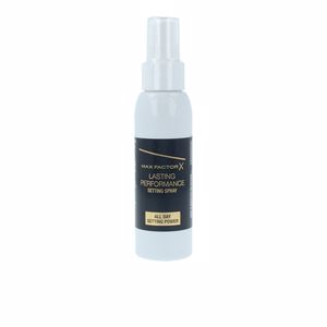 Makeup fixer LASTING PERFORMANCE setting spray Max Factor