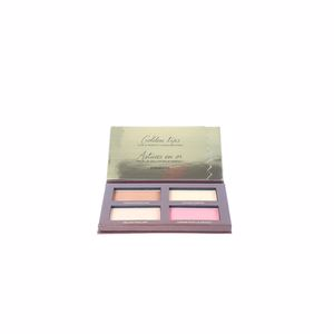 Highlighter makeup DÉLICE DE POUDRE highlight palette Bourjois