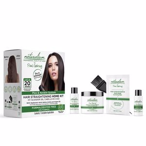 Hair straightening treatment PAUL GEHRING KIT ALISADO PLEX & KERATIN SYSTEM Naturalium