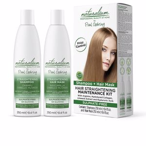 Hair straightening treatment PAUL GEHRING KIT MANTENIMIENTO POST ALISADO Naturalium